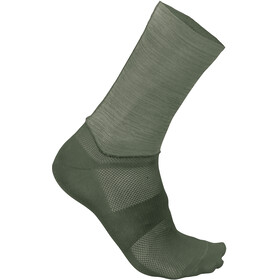 Sportful Giara 18 Calcetines Hombre, dry green
